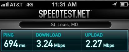 ATT 4G St Louis
